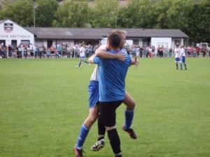 SV Krettnach-SG Schoden 1 - 5VIER