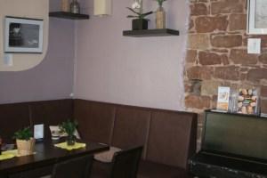 Sitzecke Cafe