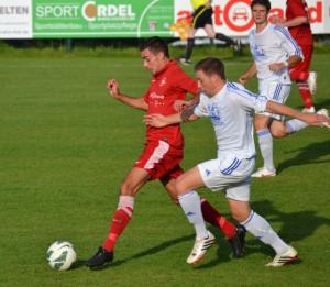 Der FSV Tarforst ist mit einem Erfolg ins Fußballjahr 2014 gestartet. (Foto: 5vier-Archiv)