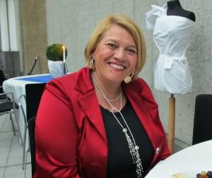 Laudatorin Lea Linster