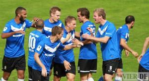 Eintracht Trier - Mannheim - featured Bild