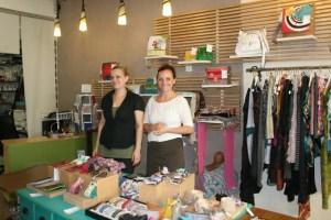 Anna Isaeva und Sandra Westphal - 5VIER