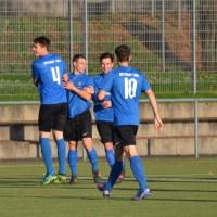 Das 7:0-Debakel gegen die SG Mülheim-Kärlich konnte die Rheinlandligaelf von Eintracht Trier erfolgreich verdrängen. Kevin Heinz und Kevin Arbeck steuerten zwei Tore zum Sieg bei, dabei vergaben beide Teams mehrere Großchancen. - 5VIER