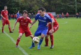 Leiwen will mit neuem Trainerduo den Abwärtstrend stoppen (Foto: 5vier-Archiv)