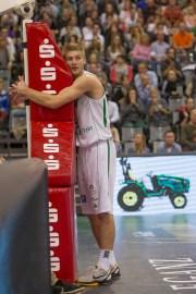War nicht auf Kuschelkurs, doch seine 20 Punkte reichten nicht: Mönninghoff kann's nicht fassen. Foto: Thewalt