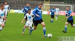 20131012 SSV Ulm - Eintracht Trier, Regionalliga Suedwest, Bender, Foto:www.5vier.de - 5VIER