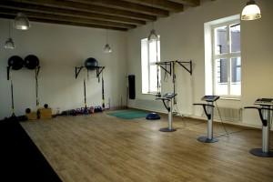 Die Trainingsräume