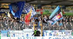 20131110 Eintracht Trier - FC Homburg, Regionalliga Suedwest, Fans, Foto: www.5vier.de - 5VIER