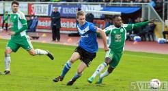 20131110 Eintracht Trier - FC Homburg, Regionalliga Suedwest, Zittlau, Foto: www.5vier.de - 5VIER