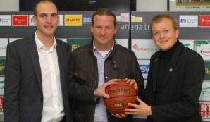 Sebastian Merten, Sascha Beitzel, Chris Schmidt - 5VIER