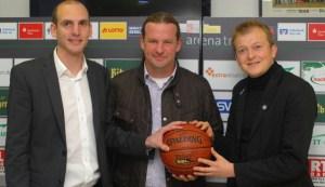 Sebastian Merten, Sascha Beitzel, Chris Schmidt