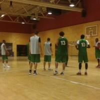 TBB Trier Training (2) - 5VIER