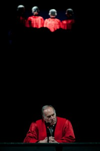 Peter Singer in Dantons Tod
