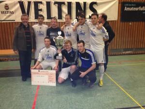 Veltins-Cup 2014: Sieger TuS Mosella Schweich Foto: Benedikt Rupp