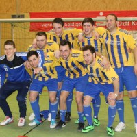 Fußball Hallenturniersieger in Osburg