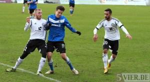Testspiel SV Elversberg - Eintracht Trier - featured