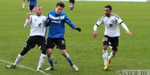 Testspiel Elversberg - Eintracht Trier