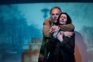 Richard und Lies alias Peter Singer und Sabine Brandauer