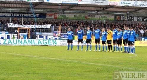 20140222 Eintracht Trier - SVN Zweibruecken, Regionalliga Suedwest, Foto: 5vier.de - 5VIER