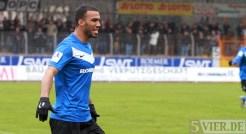 20140222 Eintracht Trier - SVN Zweibruecken, Regionalliga Suedwest, Comvalius, Foto: 5vier.de - 5VIER