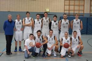 Herren 1_TVG Baskets 13/14