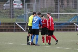 Freundschaftskick zwischen Eintracht II und Krettnach