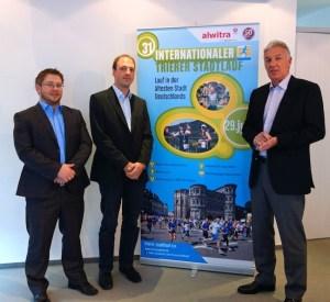 alwitra wird Hauptsponsor des Internationalen Trierer Stadtlaufs