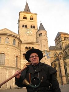 Alf Keilen alias Jakob Fischer, der Trierer Nachtwächter