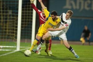 Eintracht Trier gegen TuS Koblenz - Viertelfinale Rheinlandpokal - 5VIER