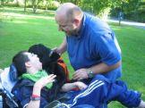 Gerd Thiel und Patient, Foto: DogTher®