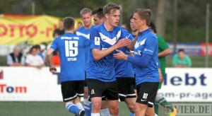 20140423 Pokal Muelheim-Kaerlich - Eintracht Trier, Foto: www.5vier.de - 5VIER