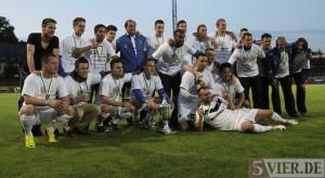 Pokalfinale 2014 Eintracht Trier - SG Altenkirchen