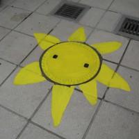 Sonne Porta-Nigra-Schule