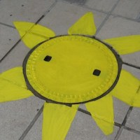 Sonne Porta-Nigra-Schule - 5VIER