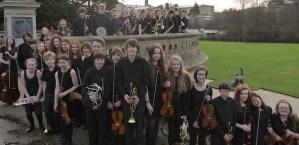 Bradford Youth Orchestra photo 2 - 5VIER