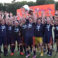 1. FFC Montabaur gewinnt Rheinlandpokal der Frauen, Foto: Fußballverband Rheinland e. V. - 5VIER