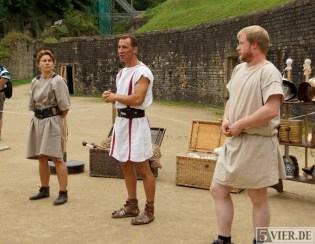 Gladiator 01, Foto: Stefanie Braun - 5VIER