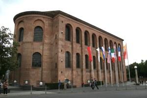 Basilika Trier Füllbild 1, Foto David Benke - 5VIER