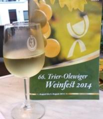 Olewiger Weinfest 2014