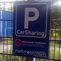 Carsharing, Foto: Nina Altmaier - 5VIER