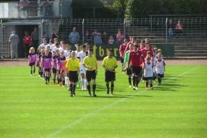 Der FSV unterlag Ludwigshafen mit 2:3 (Foto: Jan Herrmany) - 5VIER