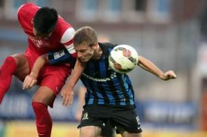 GER, RLSW, Eintracht Trier vs SC Freiburg II - 5VIER