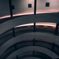 1. Platz SWT-Fotowettbewerb  Licht und Dynamik :  Rondell , Foto: Max Echterkamp - 5VIER