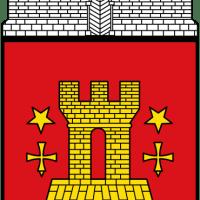 Bitburger Stadtwappen - 5VIER