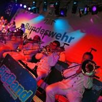 hier: Konzert der Big Band der Bundeswehr Tag der Offenen Tür 2006 im Bundesministerium der Verteidigung - 5VIER