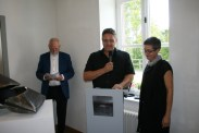 Vernissage in Kell, Foto: Andreas Hamacher