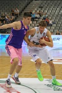 Steht vor seinem BBL-Debüt: Marko Lukovic. Foto: Thewalt