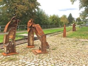 Sprünge von Andreas Hamacher, Foto: Andreas Hamacher