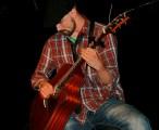 Paul Hilger. Strings'n'Stories. Auftritt in der TuFa Trier. Poetry Slam Landesmeisterschaft RLP 2014. Eröffnungsgala. - 5VIER