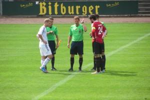 Am 17. Spieltag ist der SC Idar-Oberstein Gast im Salmtalstadion (Foto: Jan Herrmany)